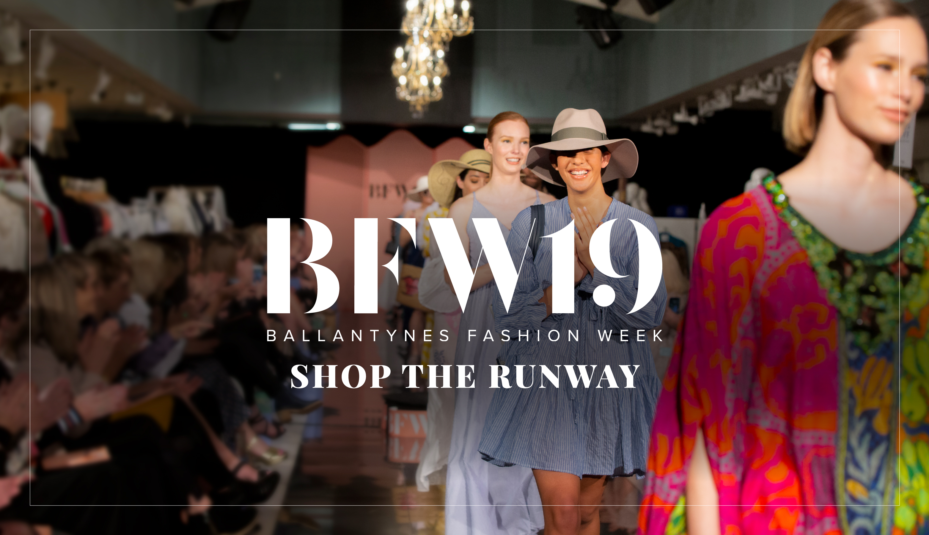BFW19 Shop The Runway