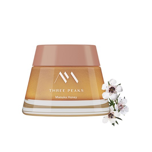 Three Peaks Manuka Honey UMF 18+ 200g