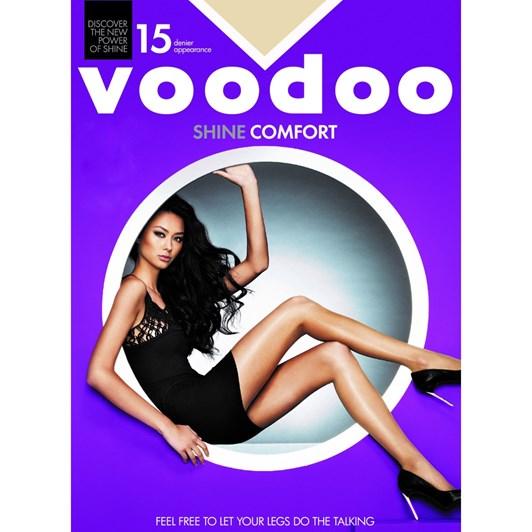 Voodoo Shine Comfort Brief Pantihose