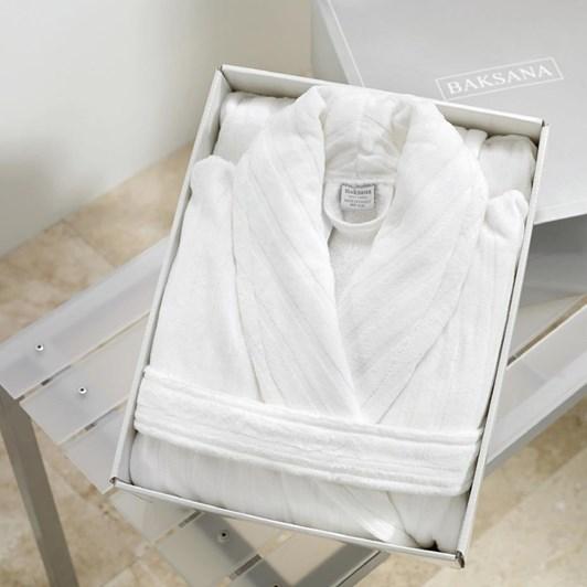 Baksana Hotel White Robe