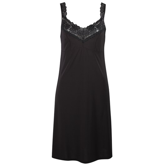 Essence V Lace Wide Shoulder Full Slip