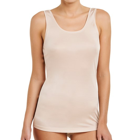 Love & Lustre Silk Tank