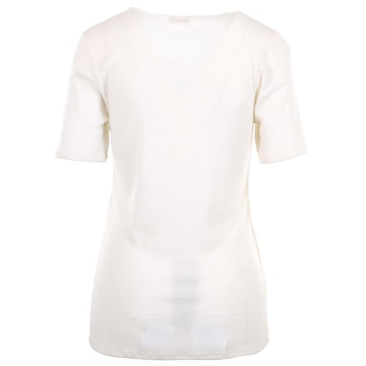 Zenza Café Club Short Sleeve Top