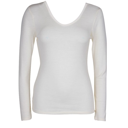 Zenza Café Long Sleeve Crew Neck Top