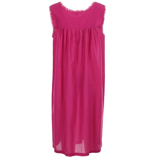 Felicity Sinclair-Lockhart Diana Nightdress With Liberty Trim