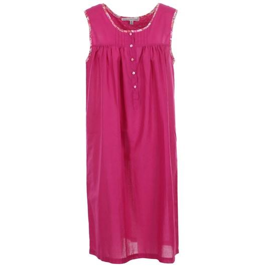 Felicity Sinclair-Lockhart Diana Nightdress With Liberty Trim