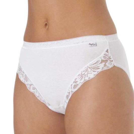 La Marquise Maxi Lace Brief 3 Pack