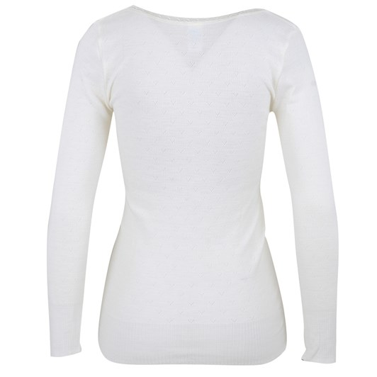 White Swan Merino Top Long Sleeve