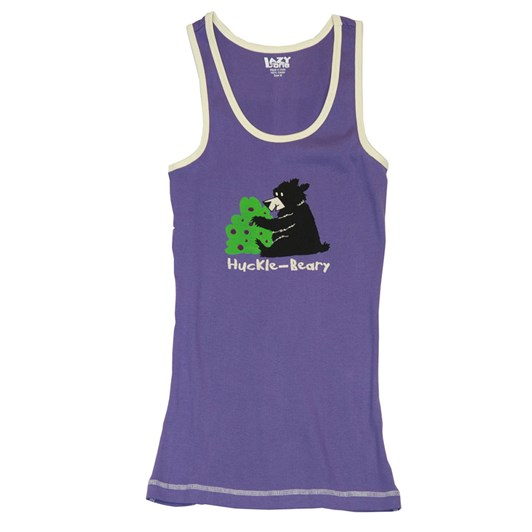LazyOne Huckle-Beary PJ Tank Top