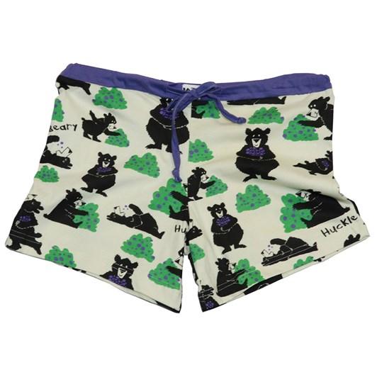 LazyOne Jr Huckle- Beary PJ Boxers