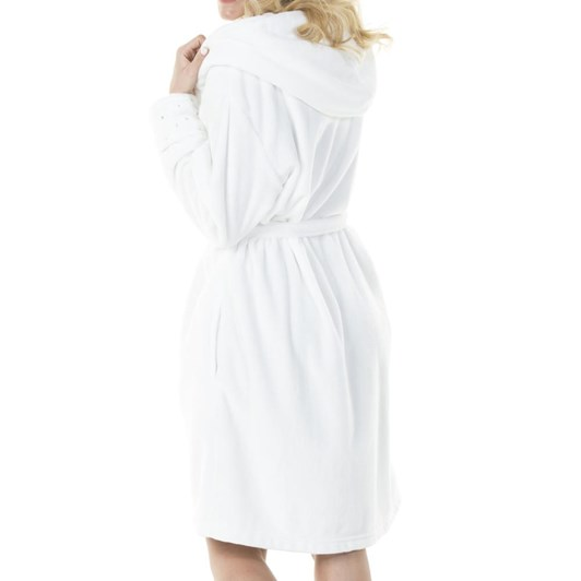 La Marquise Super Star Hooded Robe