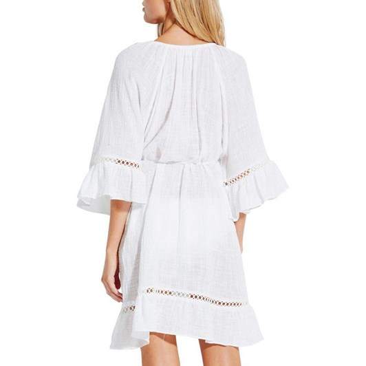 Seafolly Bell Sleeve Cover Up