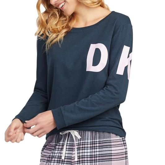 DKNY Hello Fall L/S Top