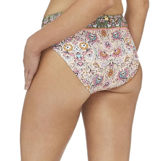 Sunseeker Penny Lane Mid Rise Basic Pant