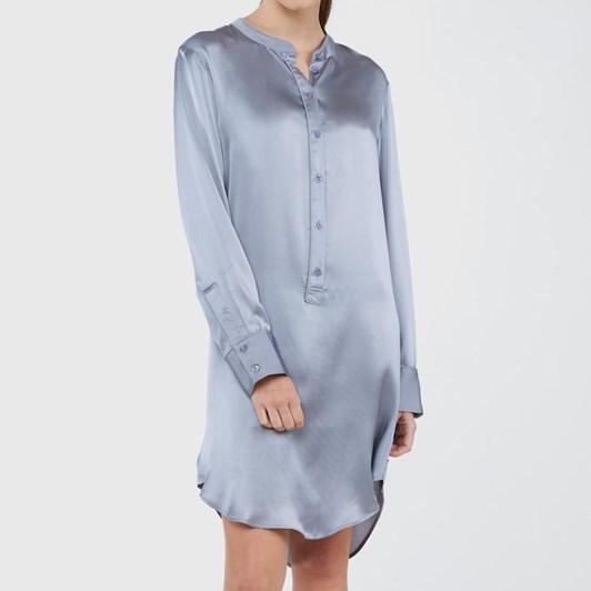 Laing Faye Pure Silk Nightshirt