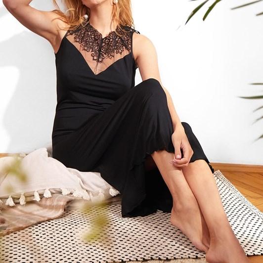 Vanilla Gorgeous Nightgown
