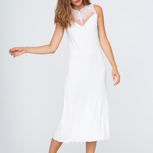 Vanilla Gorgeous Nightgown