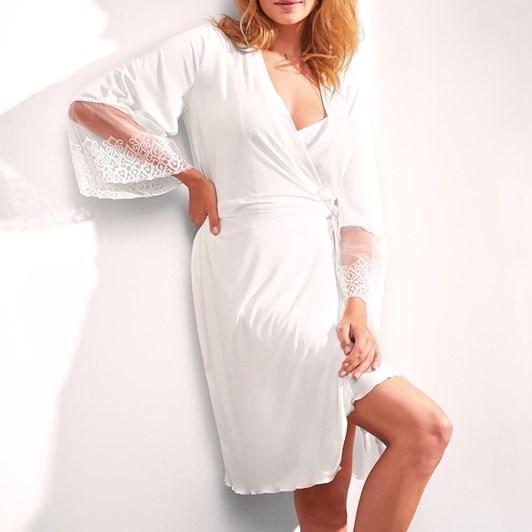 Vanilla Gorgeous Robe