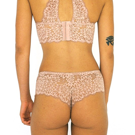 Lonely Dahlia French Brief Maple