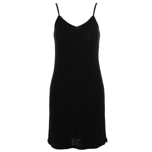 Zenza Reversible Slip - black