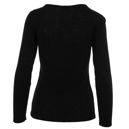 Zenza L/S Top With Lace Detail
