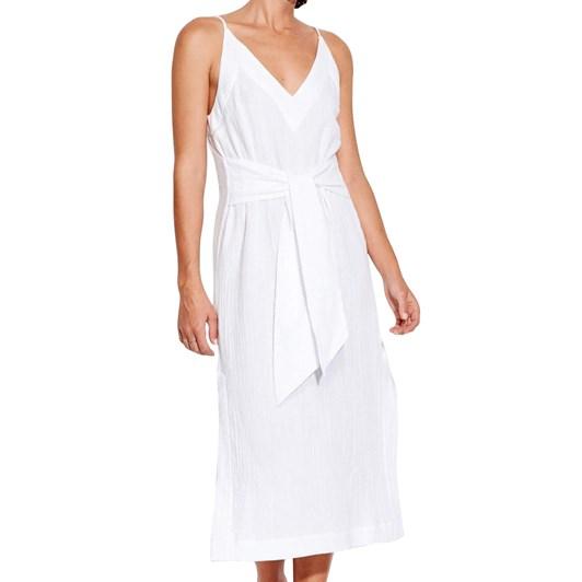 Seafolly Tie Front  Slip Dress