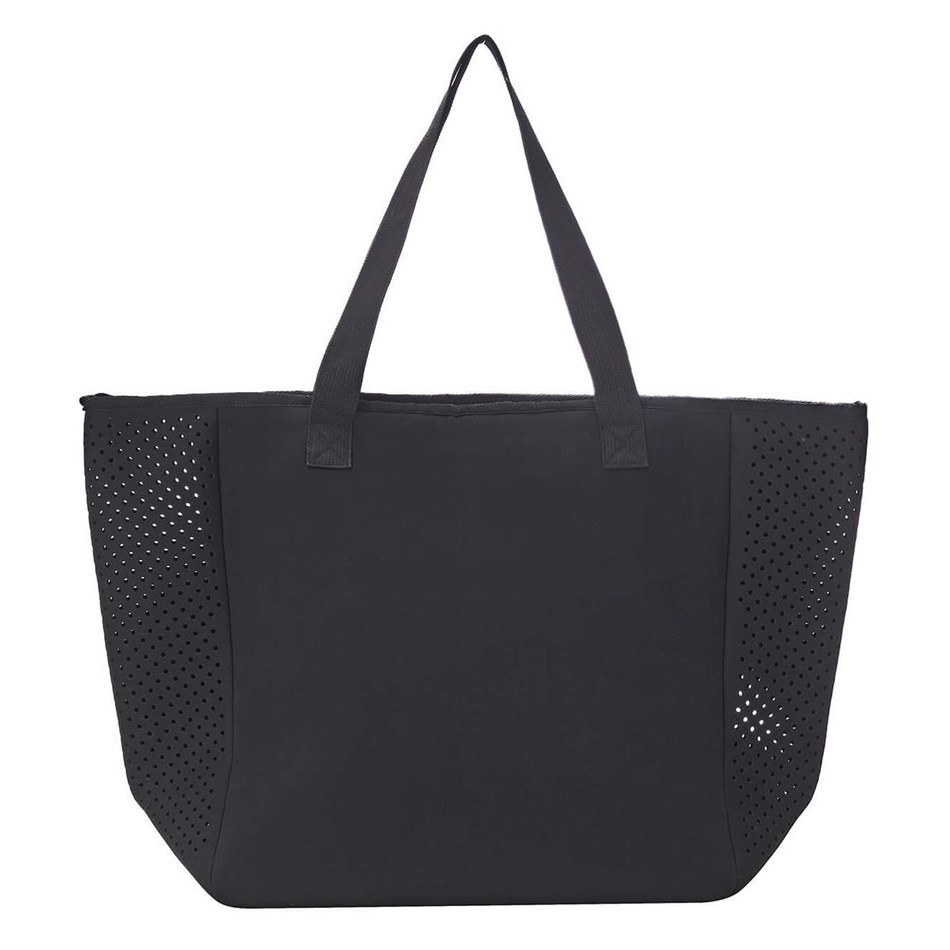Seafolly Perforated Neoprene Tote -
