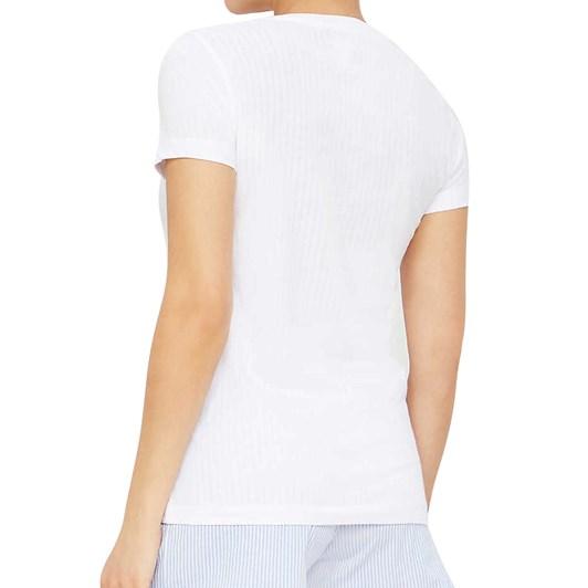 Ralph Lauren Jaquard Knit T-Shirt