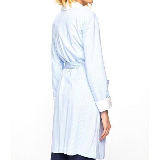 Ralph Lauren Striped Short Robe