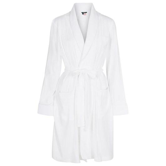 Ralph Lauren Quilted Collar Robe