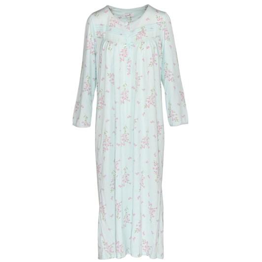La Marquise Primrose In Bloom Long Sleeve Nightdress