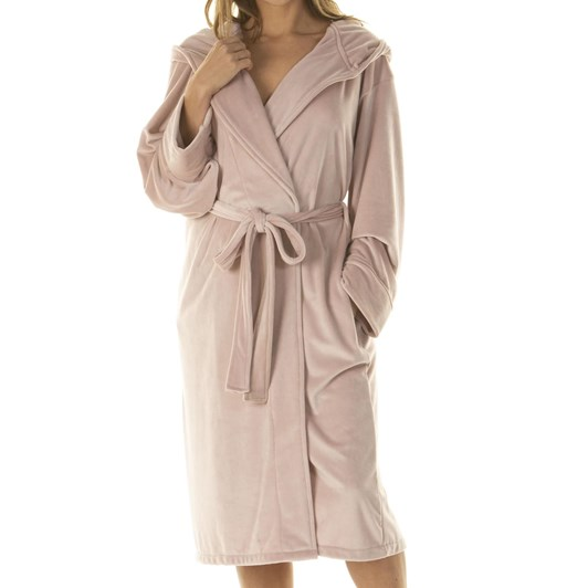 La Marquise Plush Velour Robe