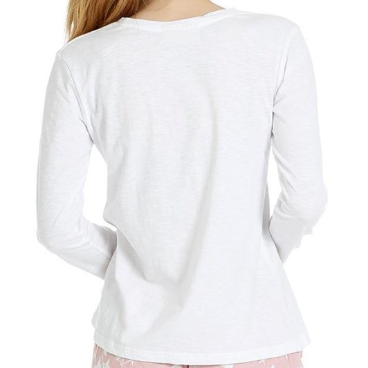 Papinelle Long Sleeve Sleep Top