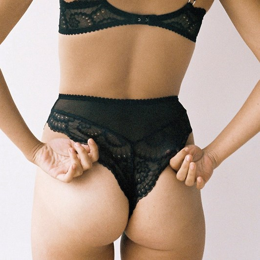 Lonely Delilah High Waist Brief