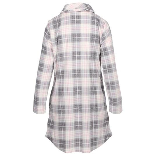 Ralph Lauren Fleece Shawl Collar L/S Gown