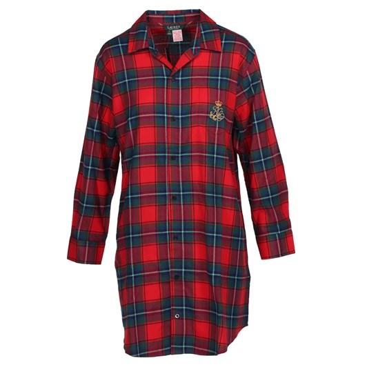 Ralph Lauren Brushed Twill His Sleepshirt