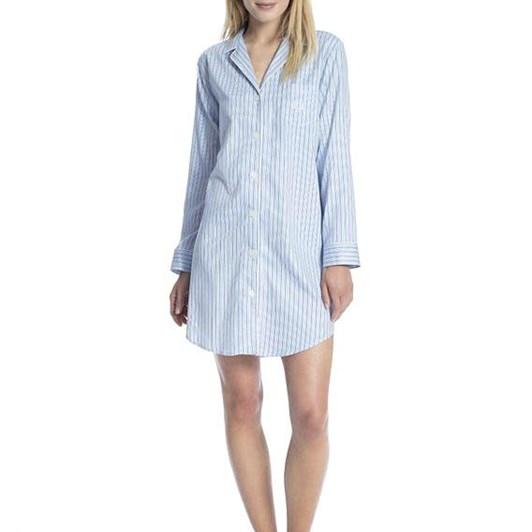Ralph Lauren Sateen LS His Sleepshirt