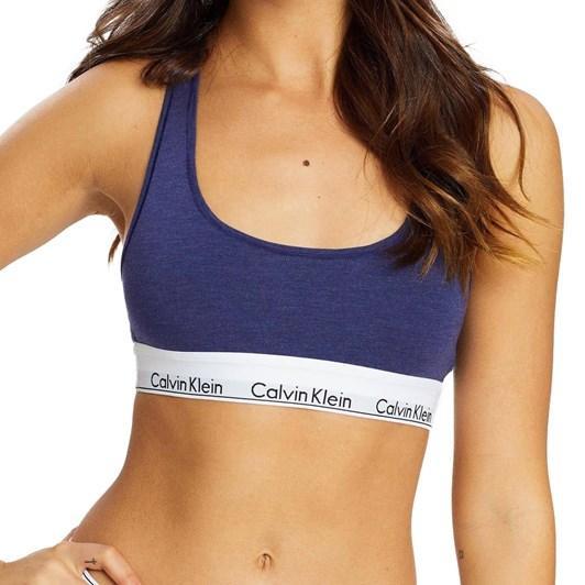 Calvin Klein Modern Cotton (Recolors) Unlined Bralette