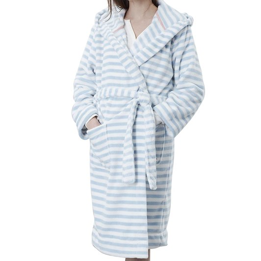 Joules Rita Fluffy Dressing Gown