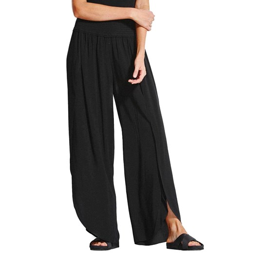 Seafolly Shirred Waist Wrap Pant