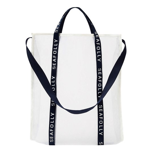 Seafolly Tape Mesh Tote