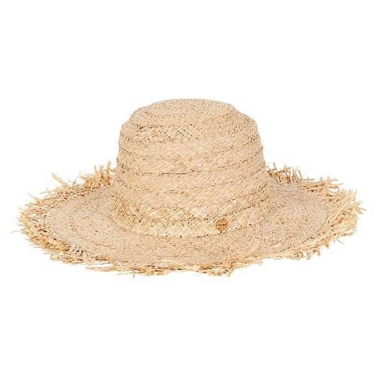 Seafolly Fringed Beach Hat