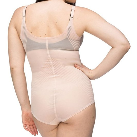 Nancy Ganz Body Perfection Underbust Bodysuit