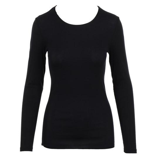 Hanro Cotton Seamless L/Slv Shirt