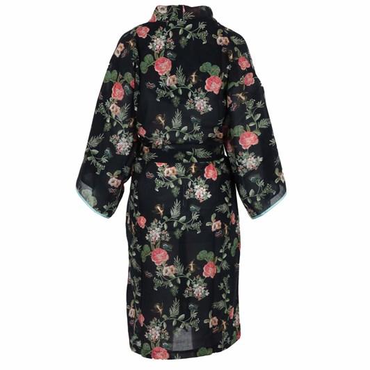 Cottonreal Hummingbird Flora 3/4 Slv Jp Kimono