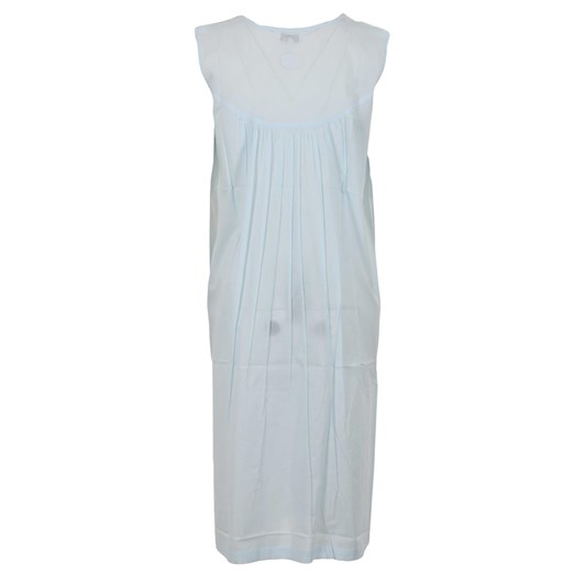 Cottonreal Deluxelawn Jaq Tramline Stripe S/Less V Nightdress