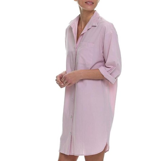 Papinelle Whale Beach Cotton Modal Nightshirt