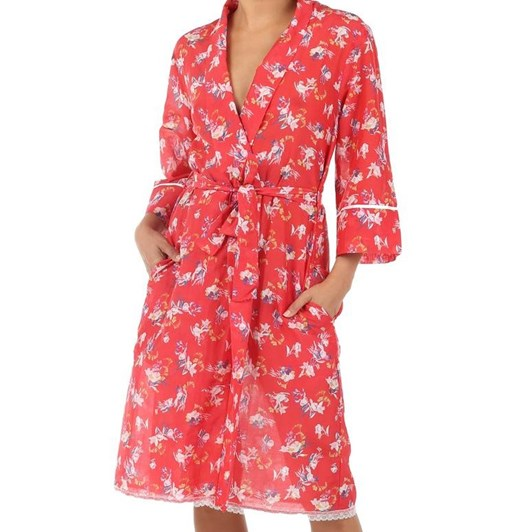 Papinelle Ruby Jean Mid-Length Robe