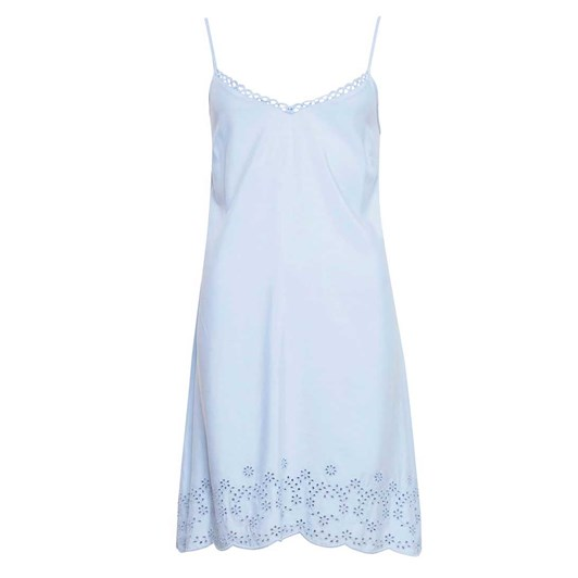 Cyberjammies Olivia Modal Embroidered Strappy Chemise