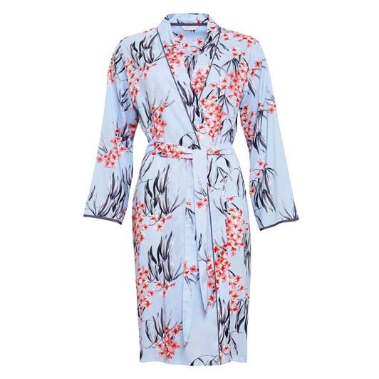 Cyberjammies Olivia Leaf Print Short Robe